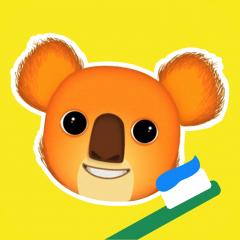 Brosse-toi les dents avec Ben le Koala